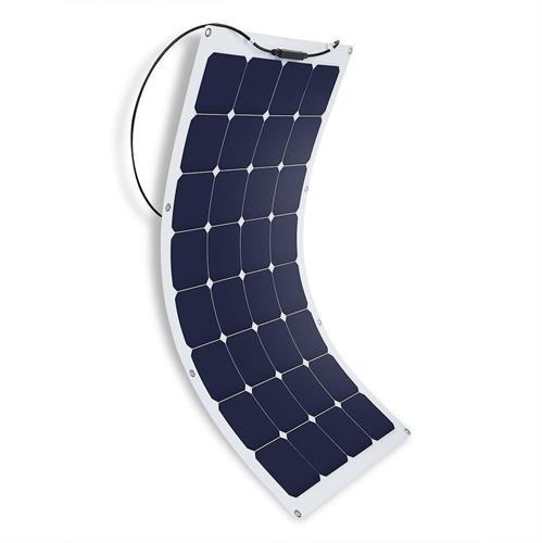 12 פאנלים סולאריים גמישים 100 ואט TBB