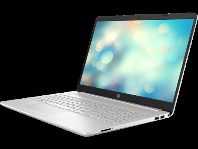 """מחשב נייד HP 15-dw2009nj 15.6"""" FHD/ i3-1005G1/ 8GB/256GB/WIN 10 PRO/Silver/1yw"""