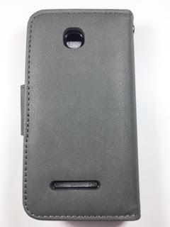 מגן ספר ברייטון לFIRST PHONE MTK2 בצבע אפור