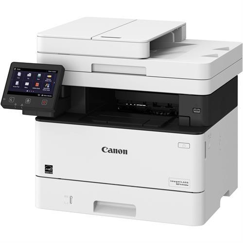 מדפסת לייזר משולבת אלחוטית Canon i-SENSYS MF445dw
