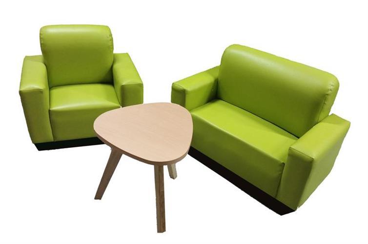 מערכת ישיבה כורסא + ספה