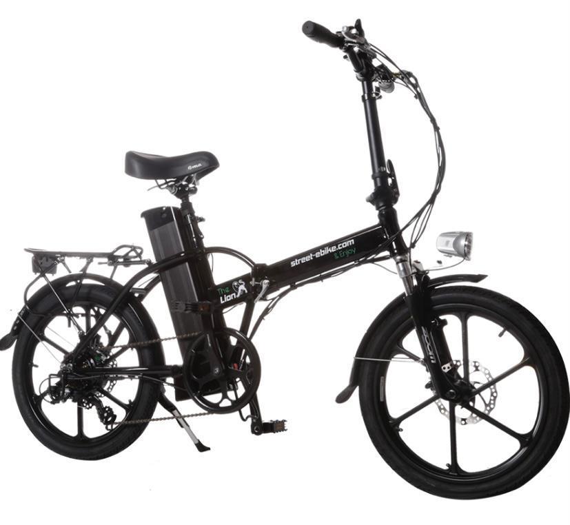 אופניים חשמליות - STREET EBIKE KING 🔥