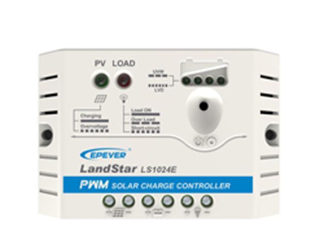 בקר טעינה 5 אמפר PWM ללא חיבור USB