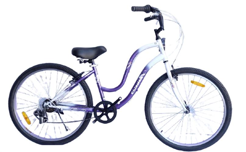 CHINSTAR אופני עיר 26 אינץ' לנשים סגול