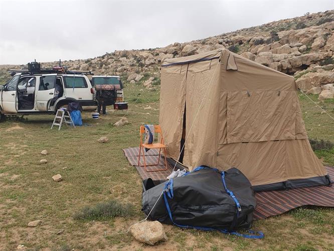 אוהל חמל 2 מטר אורך עומק 2 מטר גובה 2 מטר כולל ריצפה  חלונות ונשמים