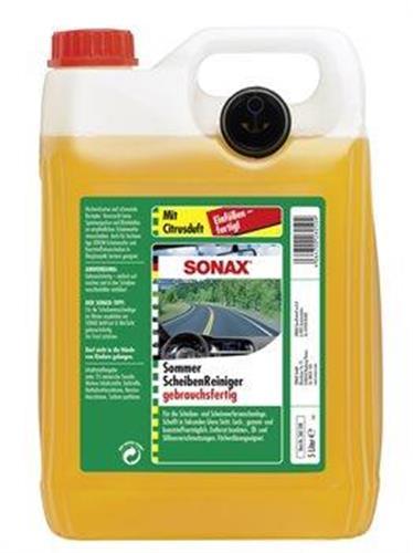 נוזל שמשות מוכן SONAX לשימוש  5 ליטר