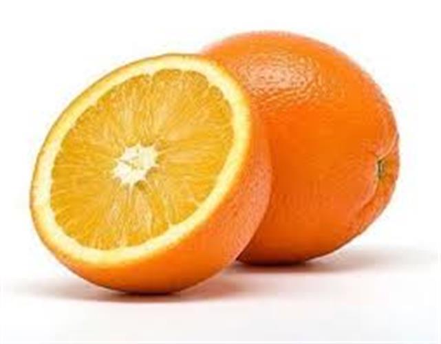תפוז אדום קרה קרה