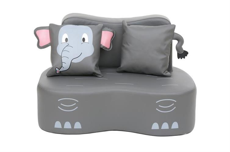 ספה דו מושבית דגם פיל