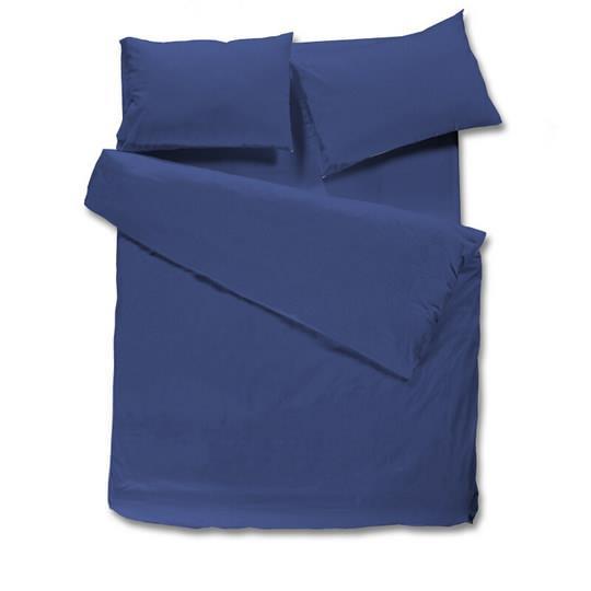 מצעים בתפזורת להרכבה 100% כותנה - כחול נייבי