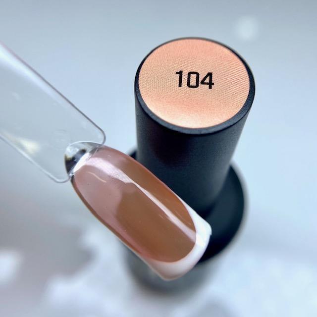 104 (צבע בסיס) - LINUX Professional Gel Polish 15 ML