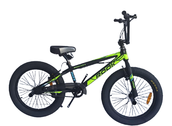 ROOK אופני פעלולים 20 אינץ' דגם ירוק