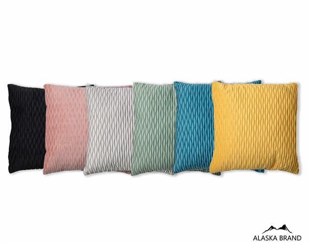 כריות נוי - מילאנו גלים 13 צבעים חדשים! 45X45
