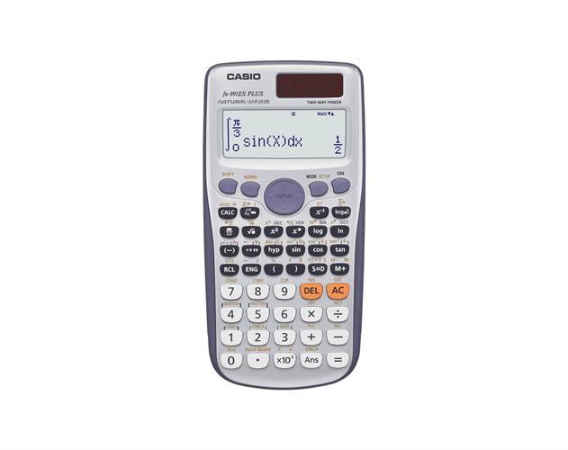 מחשבון -991 CASIO