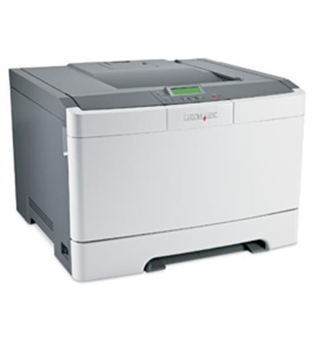 מדפסת לייזר צבעונית דגם Lexmark C540n