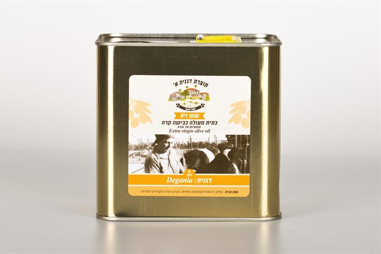 שמן זית דגניה 2 ליטר