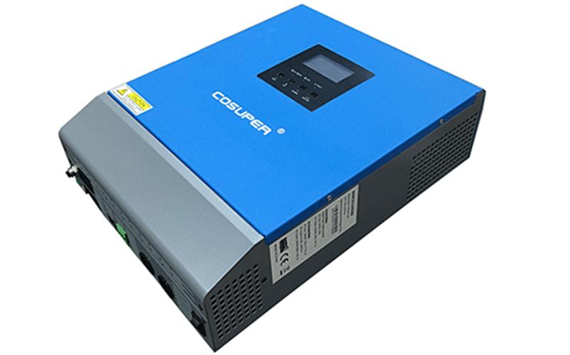 ממיר מתח LPE משולב מטען גל סינוס טהור אלקטרוני 5000 ואט 48 וולט COSUPER
