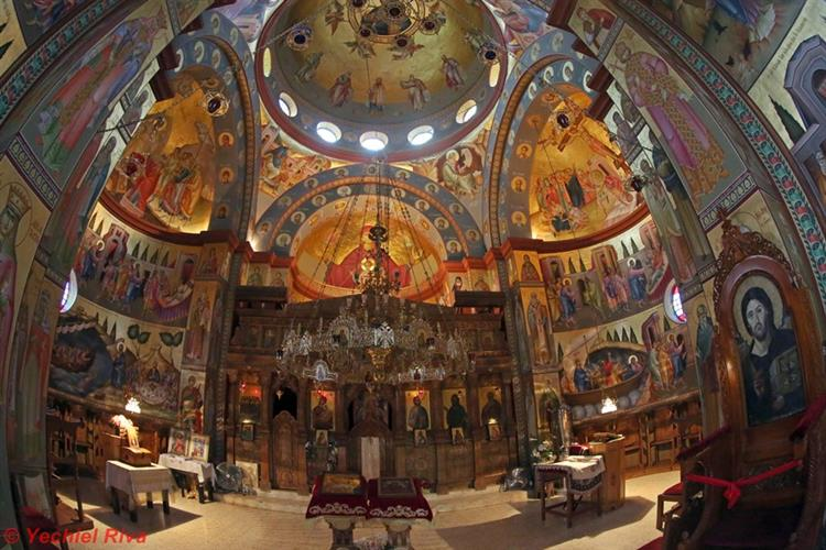 Support Israel and get this picture: Monastery of the Holy Apostles