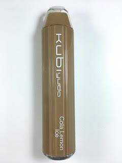 סיגריה אלקטרונית חד פעמית כ2800 שאיפות Kubi yuda Disposable 20mg בטעם קולה לימון אייס Cola Lemon Ice