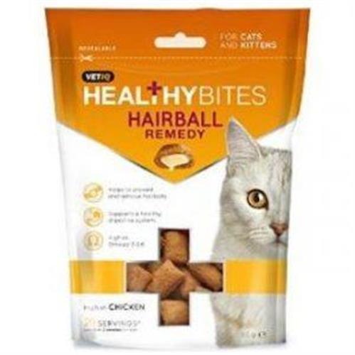חטיף לחתול מונע כדורי שיער 65 גר'