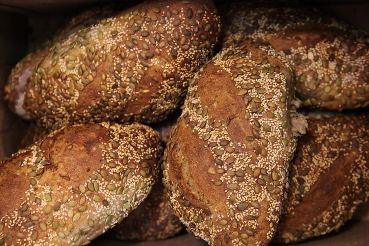 לחם שאור בצל