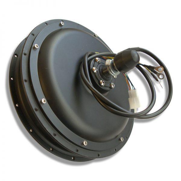 סוגי מנועים לאופניים חשמליים