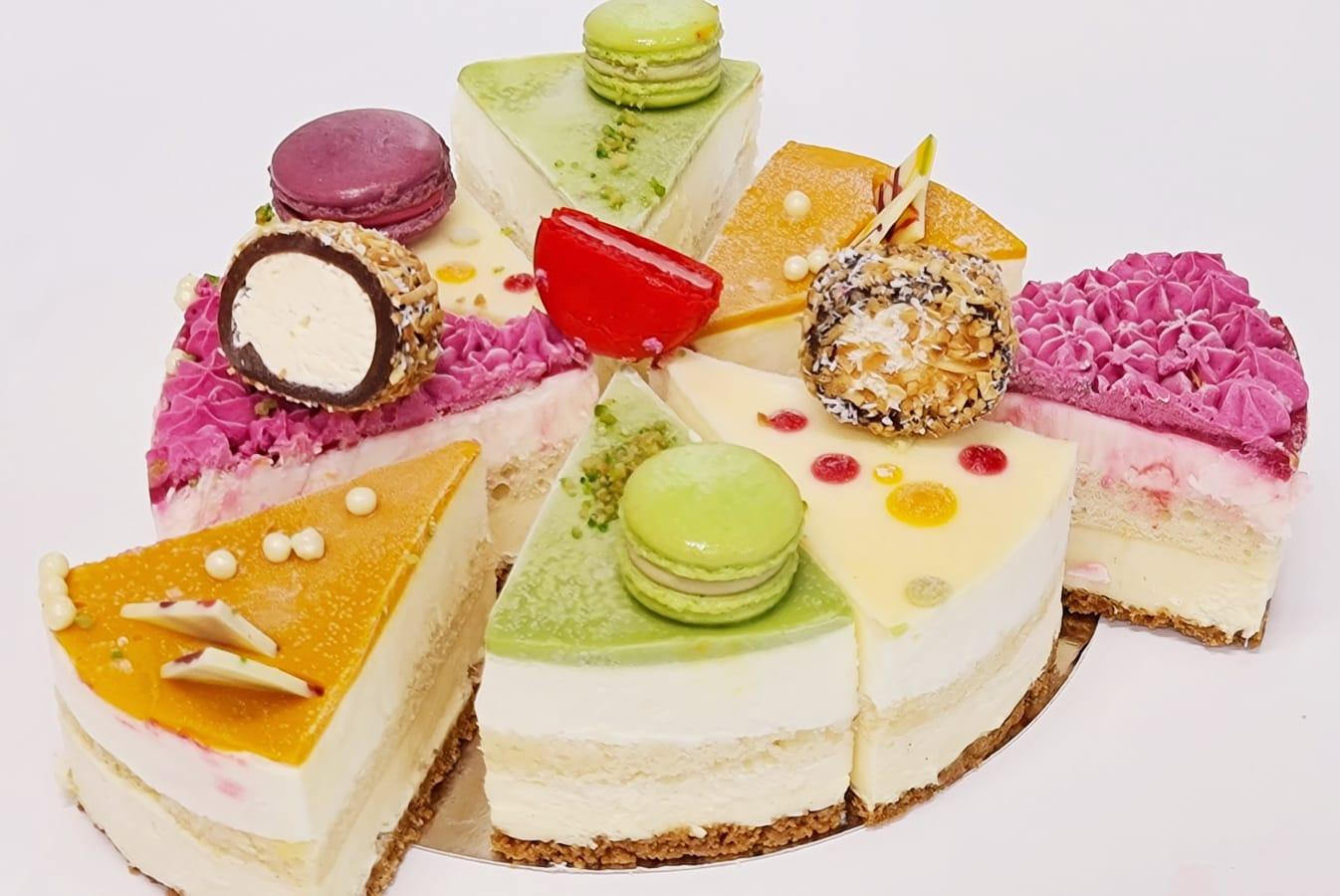 עוגות עם פירות