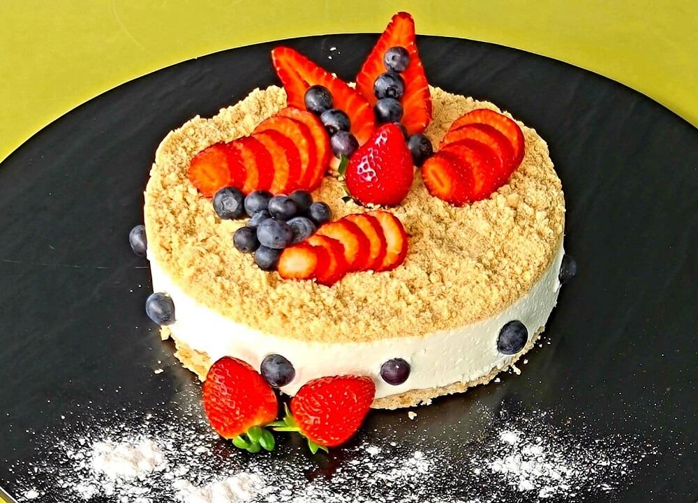 עוגות פירות לפסח