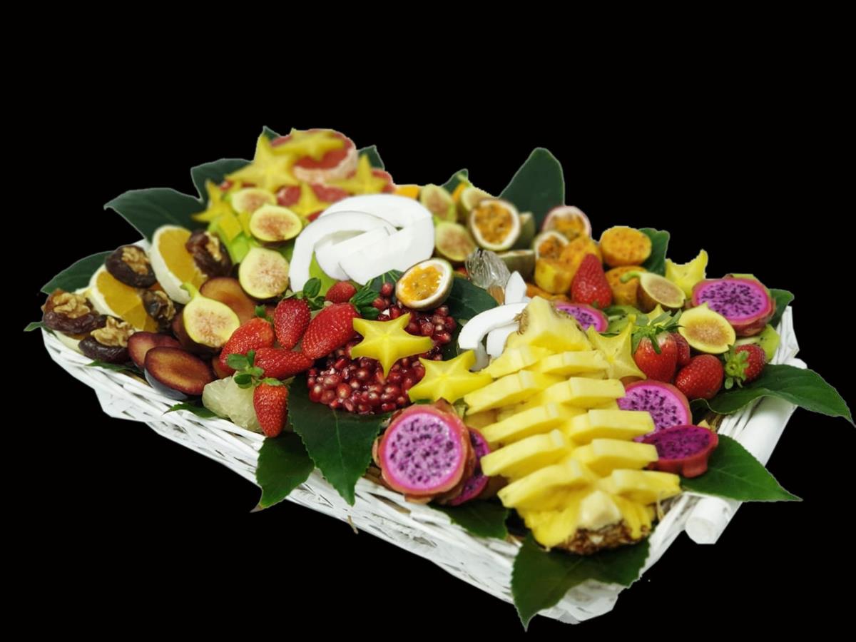 מגש פירות מעוצב מתנה לחג