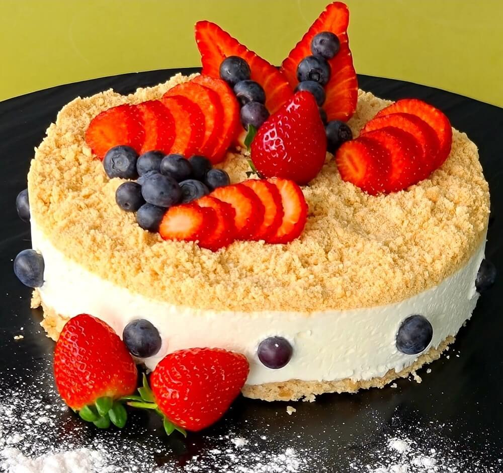 משלוח עוגות פירות לפסח